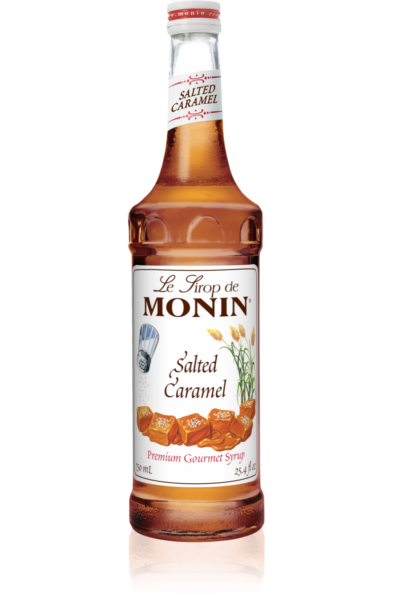 Monin Salted Caramel Syrup 70cl