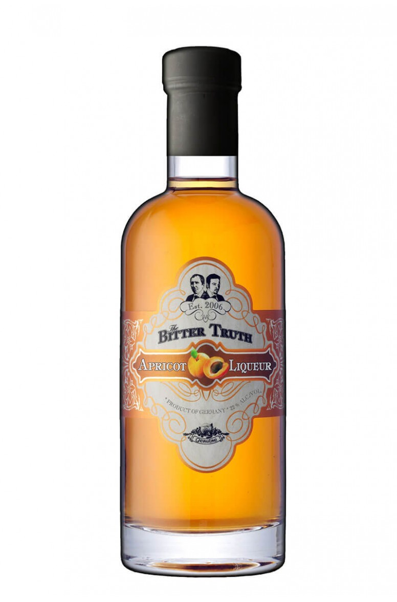 Bitter Truth Apricot Liqueur