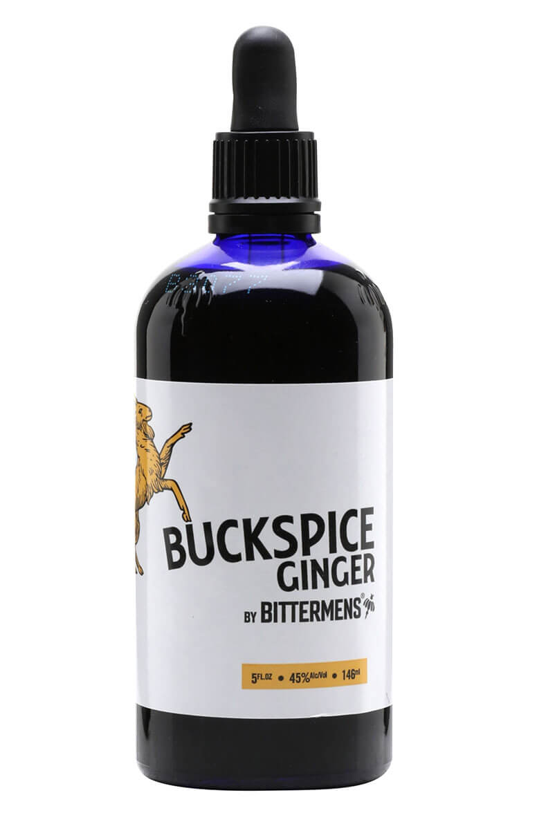 Bittermens Buckspice Ginger Bitters