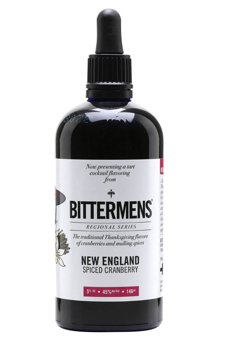 Bittermens New England Spiced Cranberry Bitters