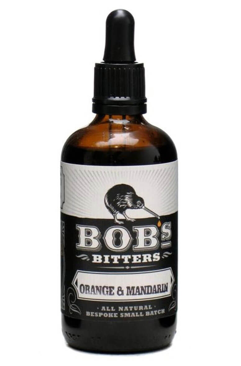 Bob's Orange and Mandarin Bitters