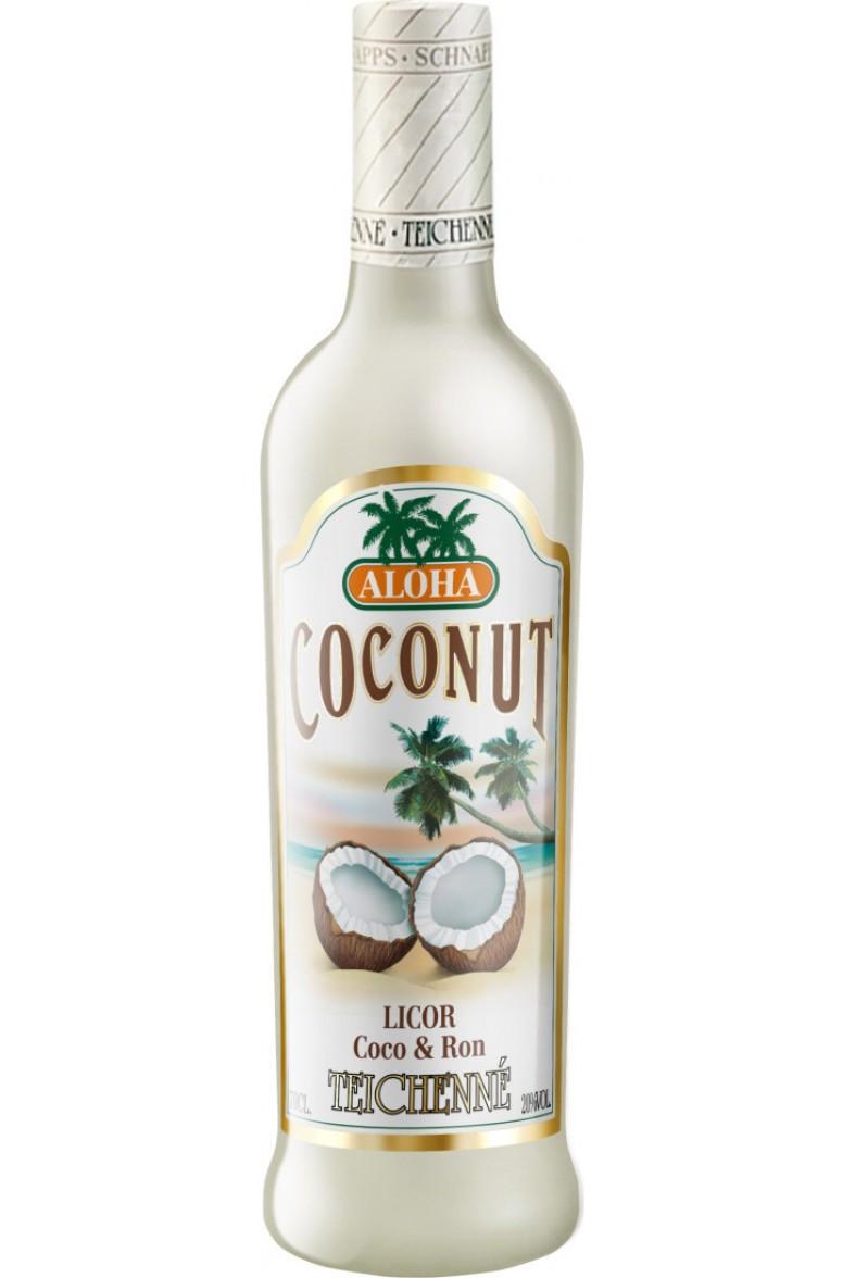 Aloha Coconut Licor