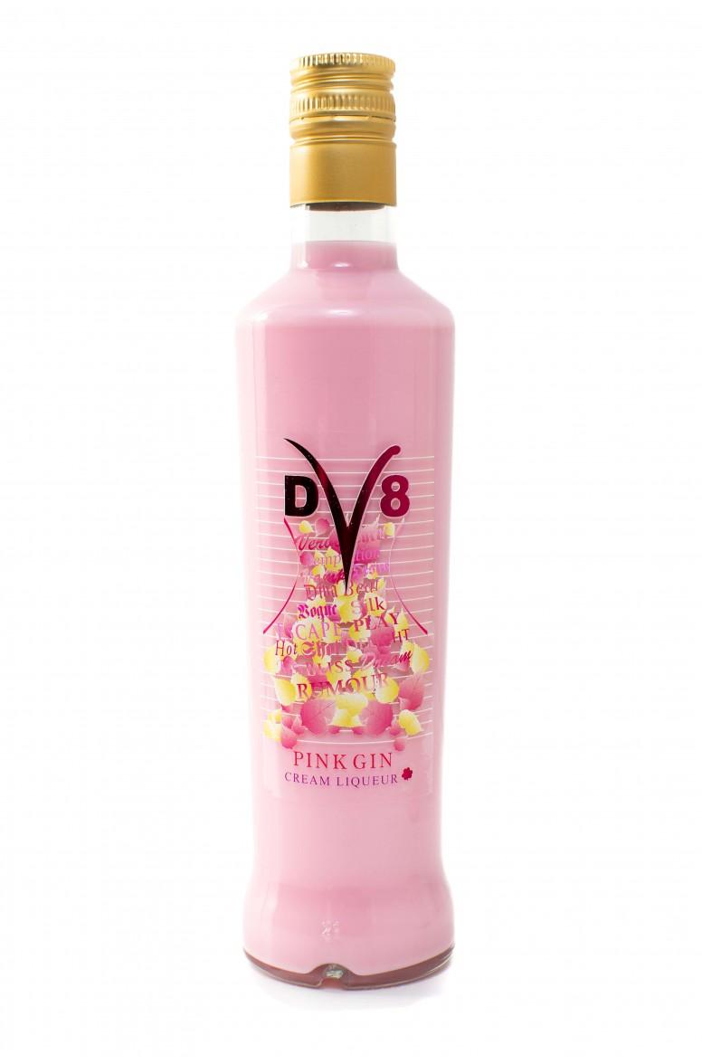DV8 Pink Gin Cream Liqueur