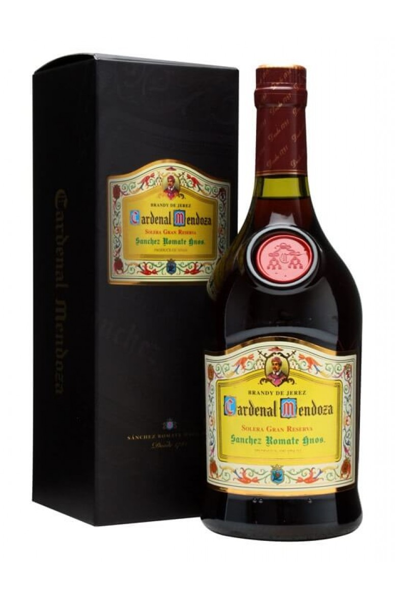 Cardenal Mendoza Brandy Solera Gran Reserva