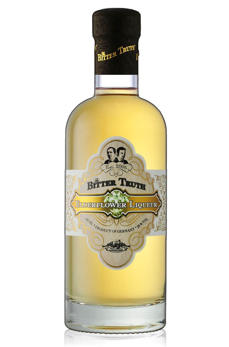 Bitter Truth Elderflower Liqueur