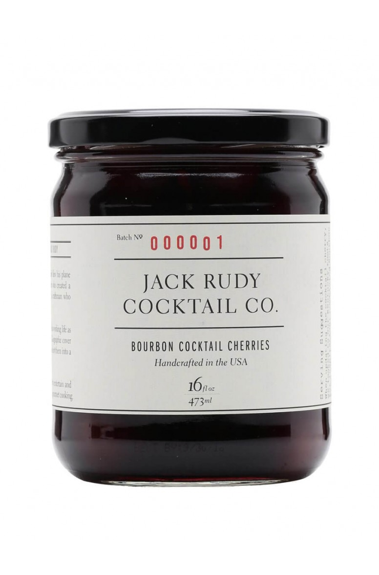 Jack Rudy Cocktail Cherries
