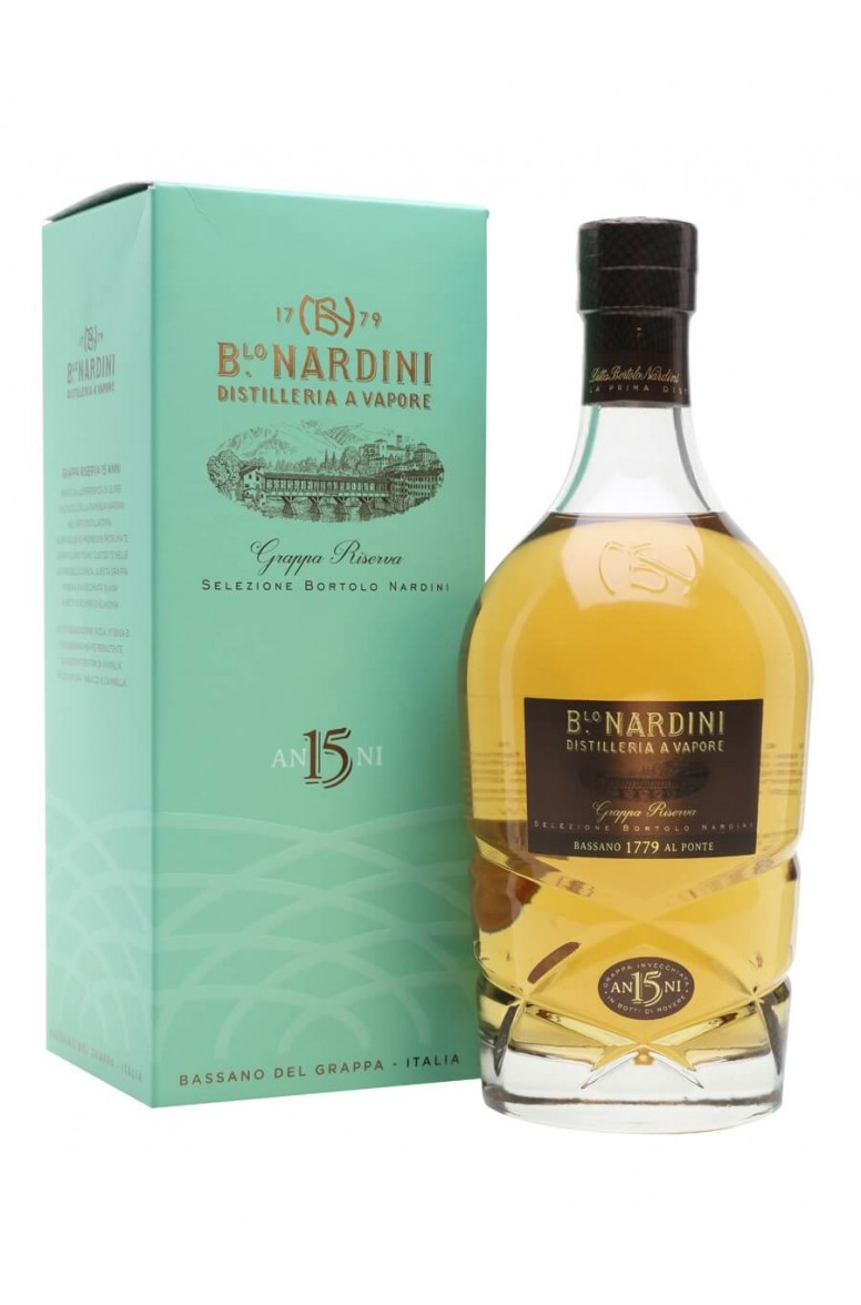 Nardini Grappa Riserva 15 Year Old