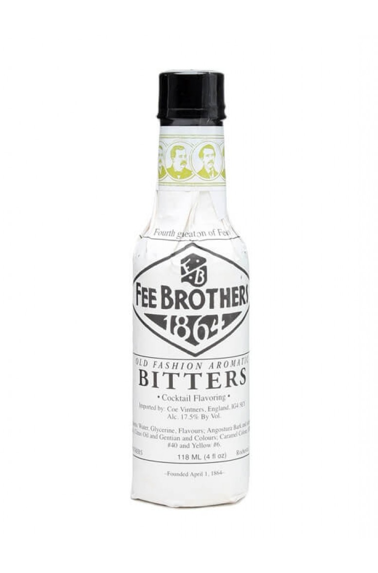 Fee Bros Old Fashioned Bitters