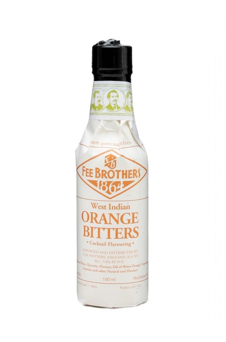 Fee Bros West Indian Orange Bitters