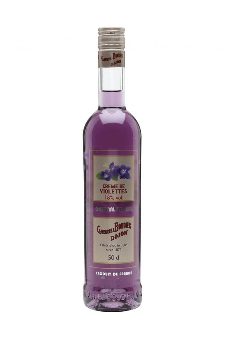 Creme de Violettes Gabriel Boudier 50cl