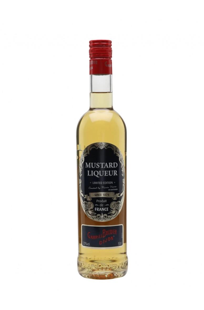 Mustard Liqueur Gabriel Boudier