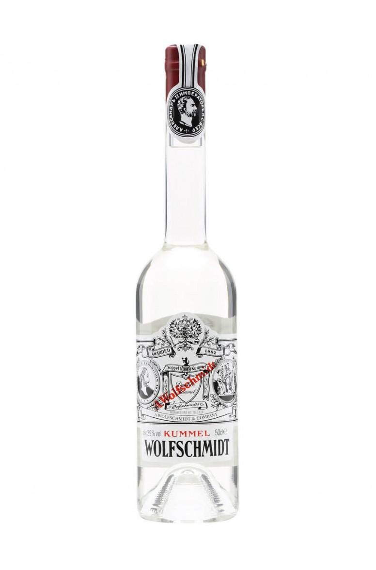 Wolfschmidt Kummel Liqueur 50cl