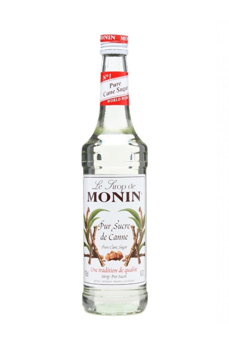 Monin Pure Cane Sugar Syrup 100cl
