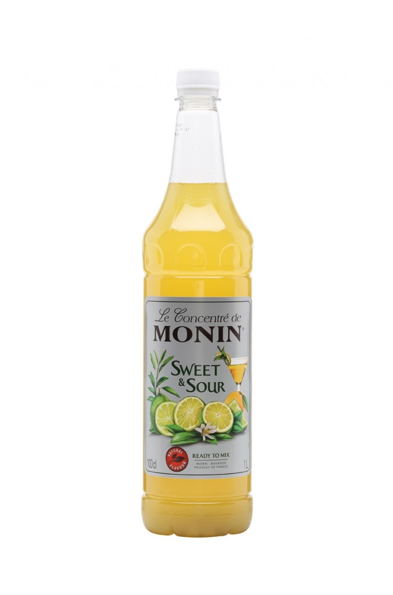 Monin Sweet & Sour Concentrate