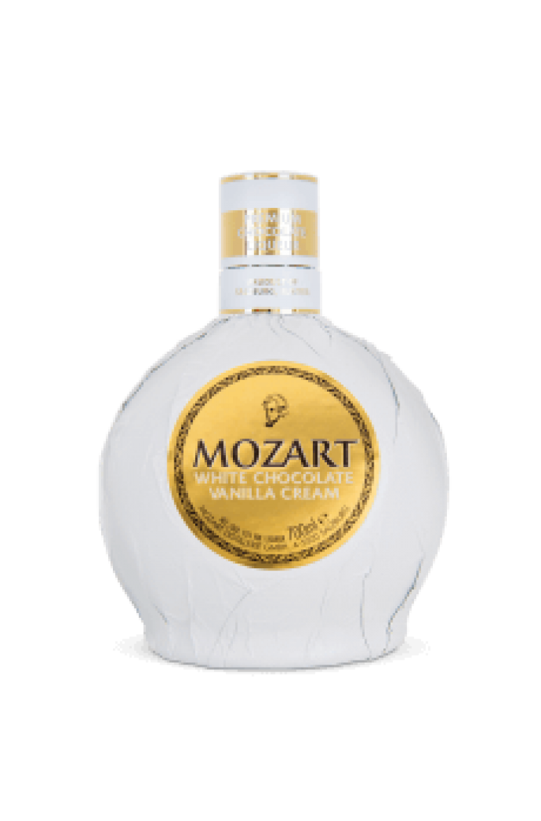 Mozart White Chocolate Liqueur 70cl