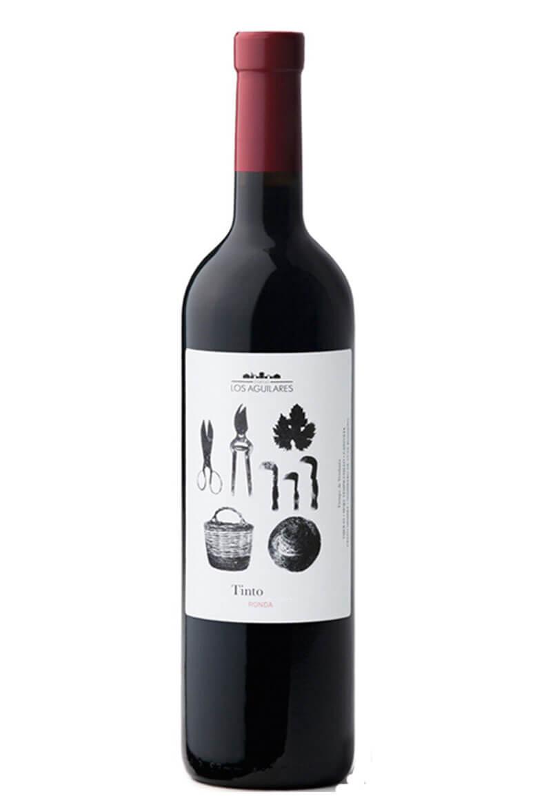 Los Aguilares Vino Tinto
