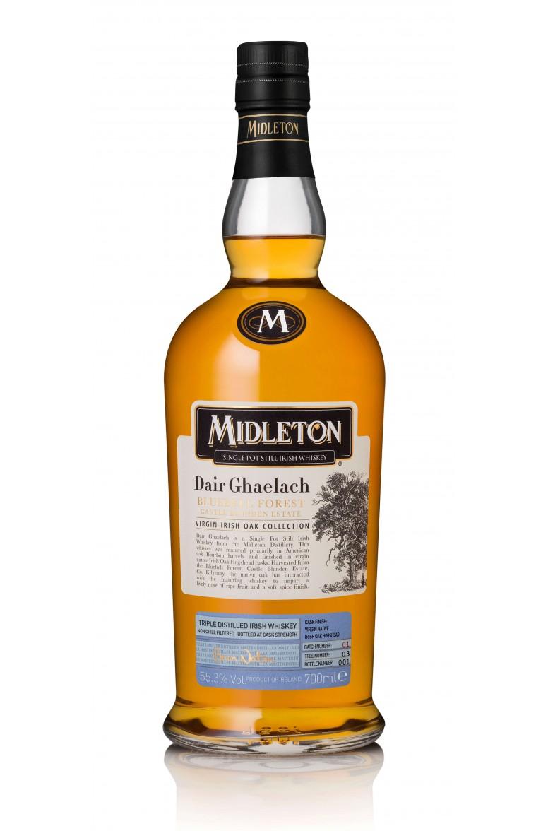 Midleton Dair Ghaelach Bluebell Forest Tree 3