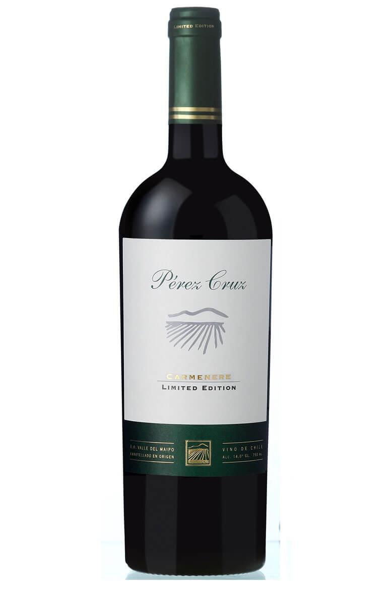 Perez Cruz Carmenere Limited Edition