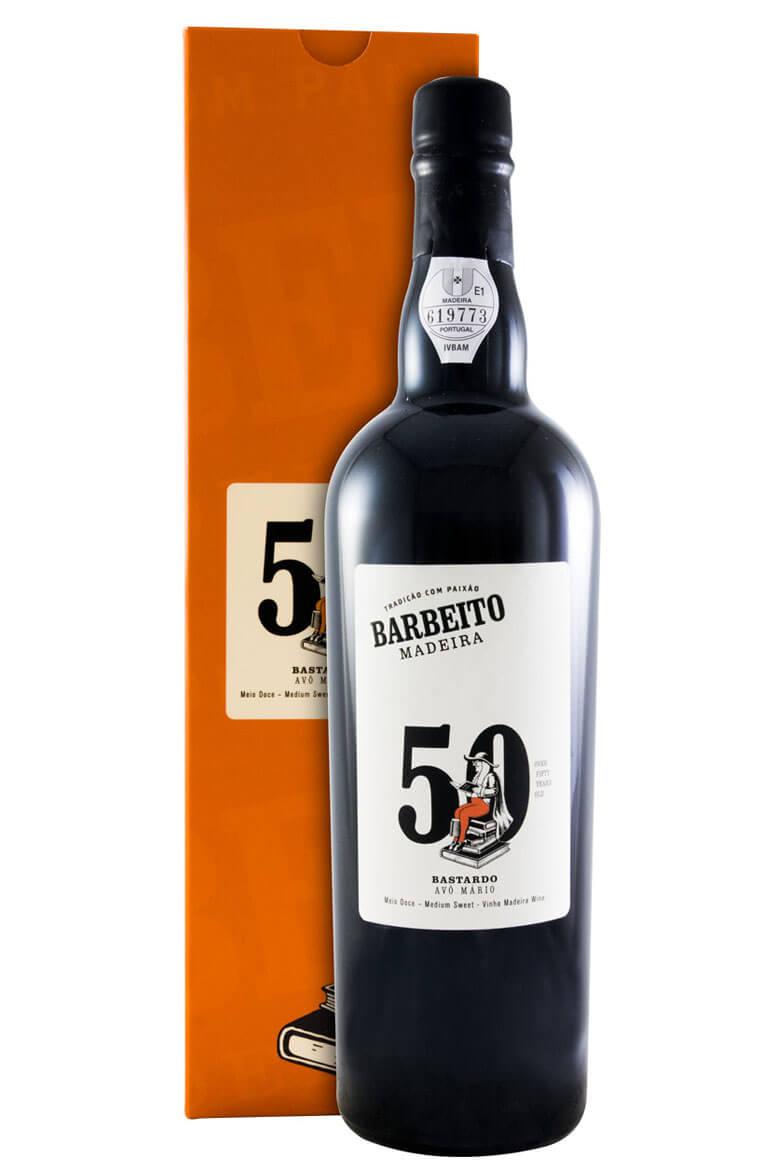 Barbeito 50 Year Old Bastardo Avo Mario