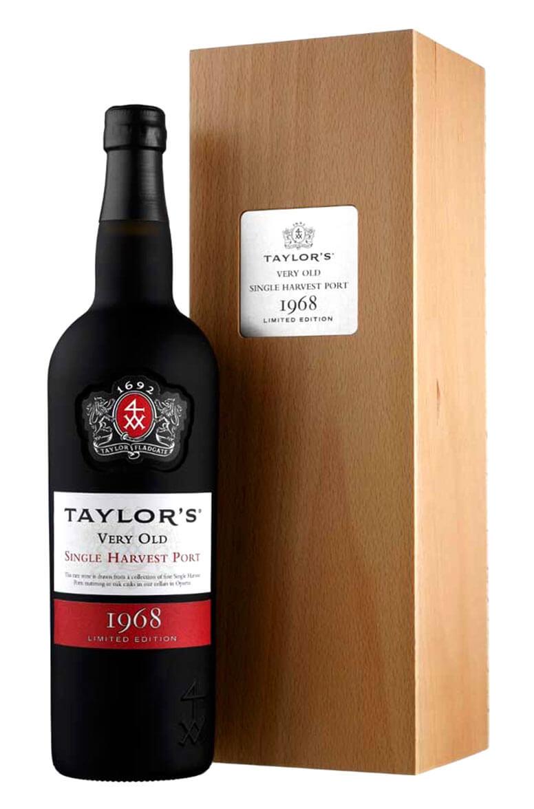 Taylors 1968 Single Harvest Port