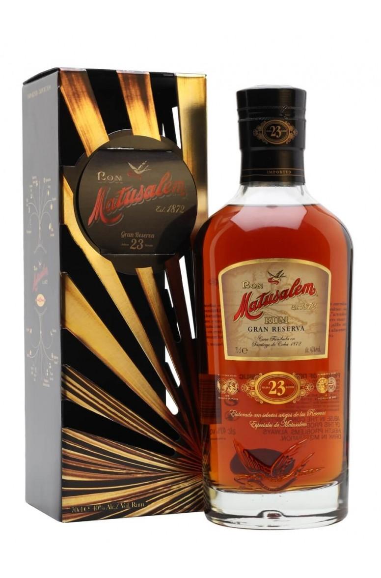 Matusalem 23 Year Old Gran Reserva Rum