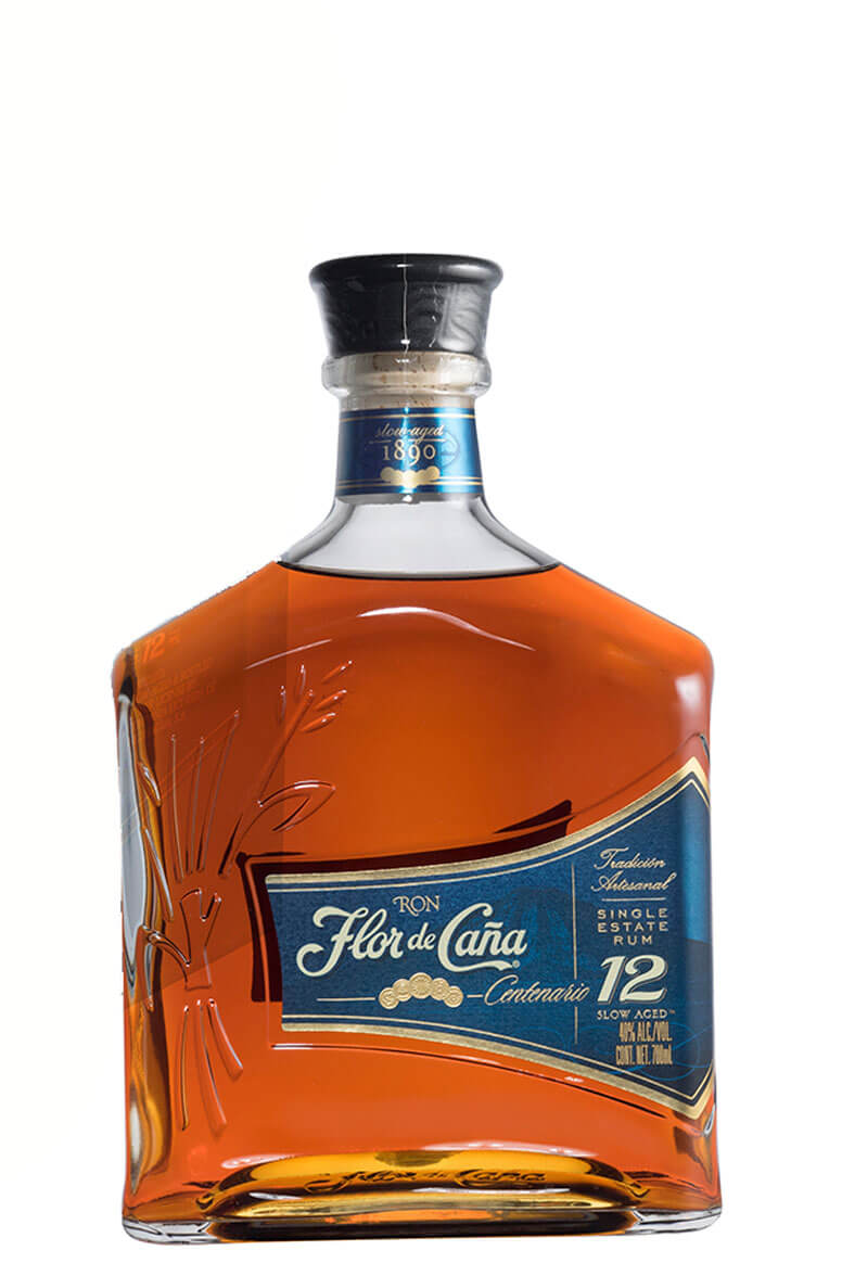 Flor de Cana 12 Year Old Centenario 100cl