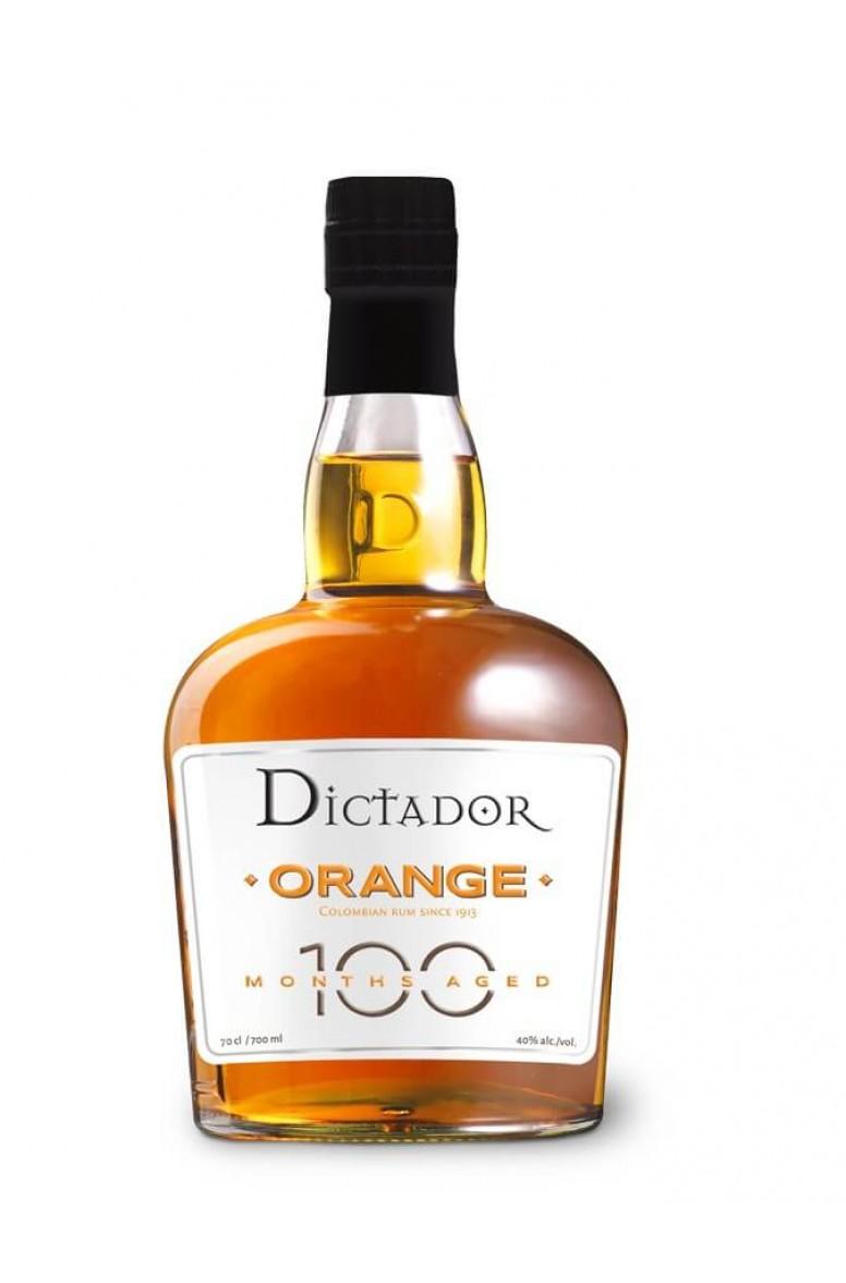Dictador Orange 100 Months Rum