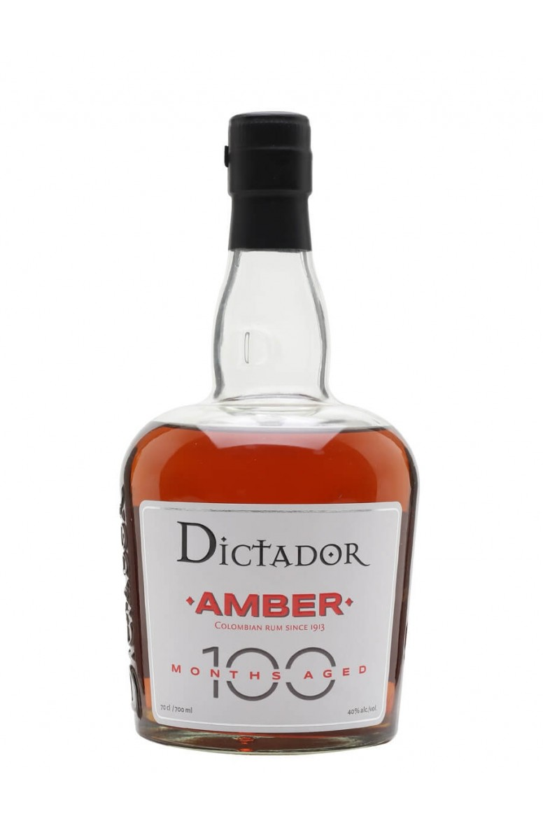 Dictador Amber 100 Months Rum