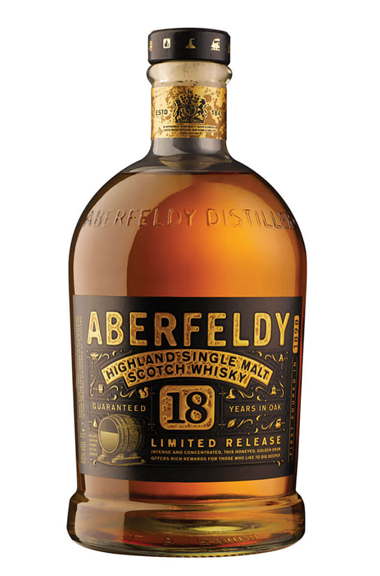 Aberfeldy 18 Year Old Litre