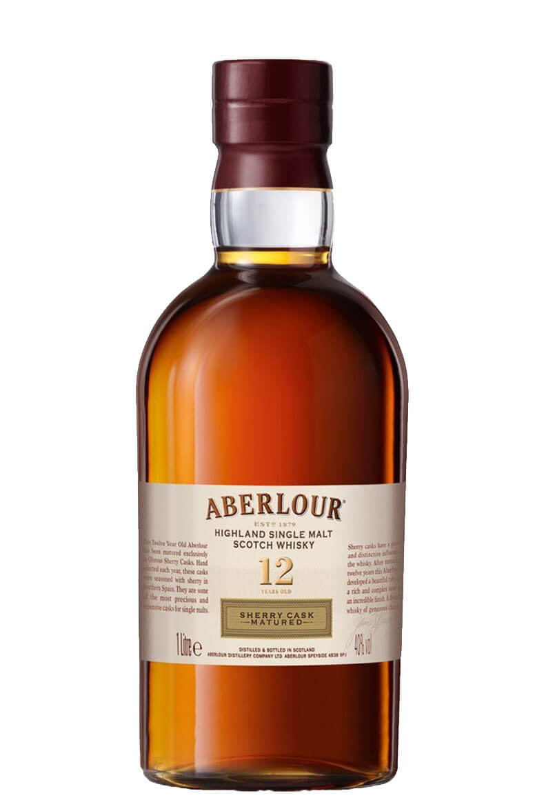 Aberlour 12 Year Old Litre