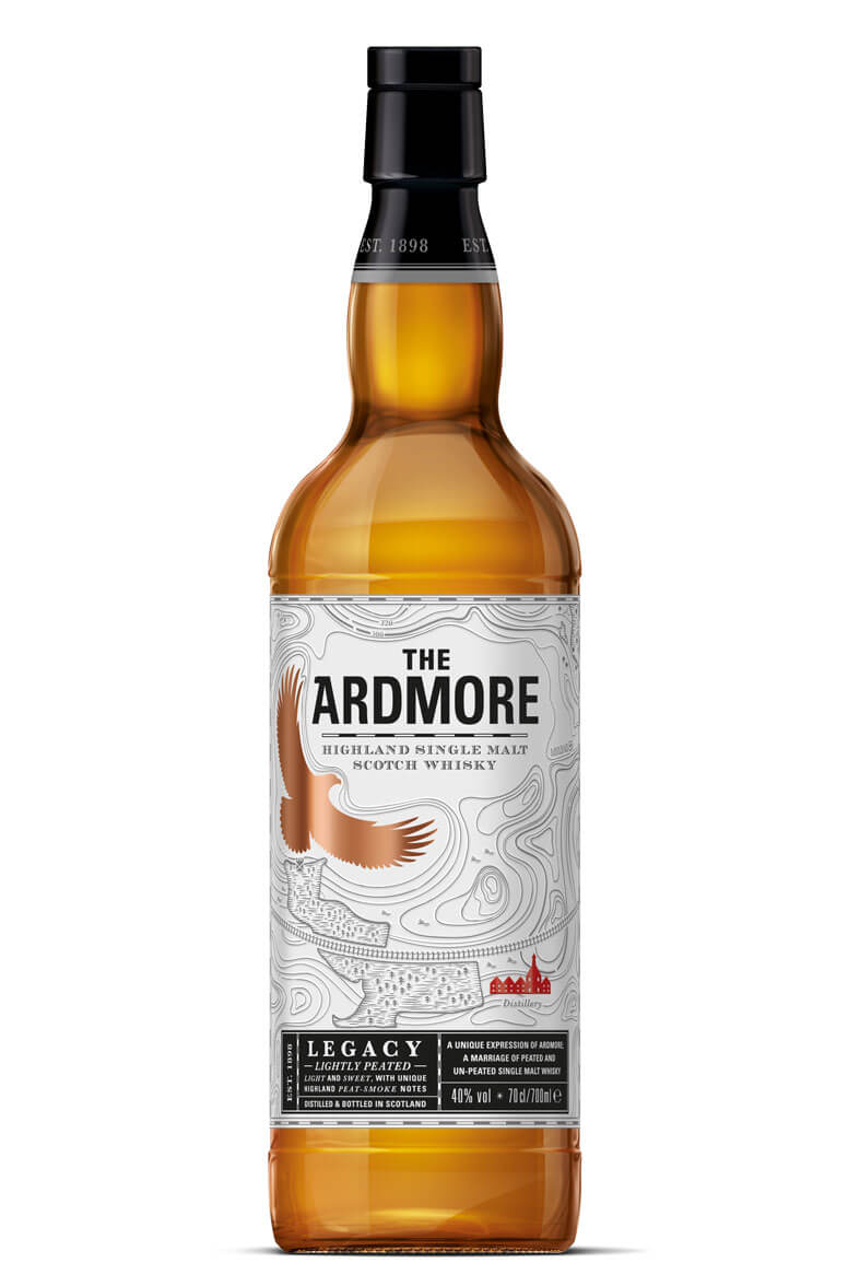 Ardmore Legacy Single Malt
