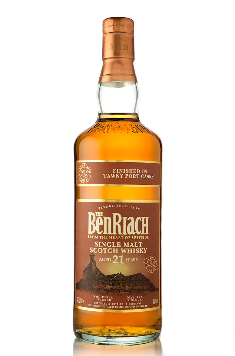 Benriach 21 Year Old Tawny Port Finish 46%