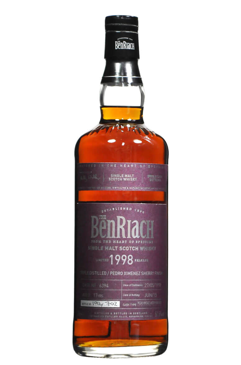 Benriach 1998 17 Year Old Cask 6394