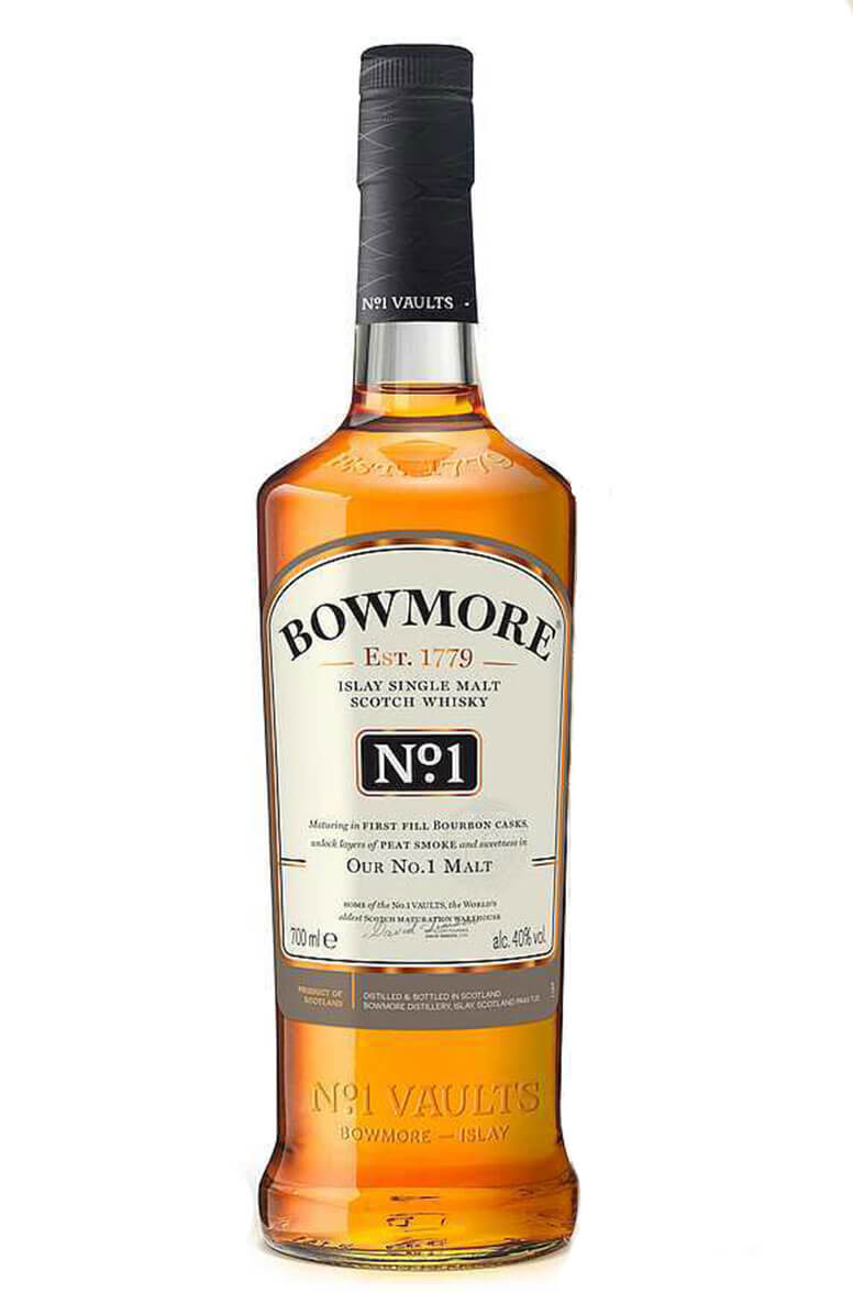 Bowmore No.1 Single Malt
