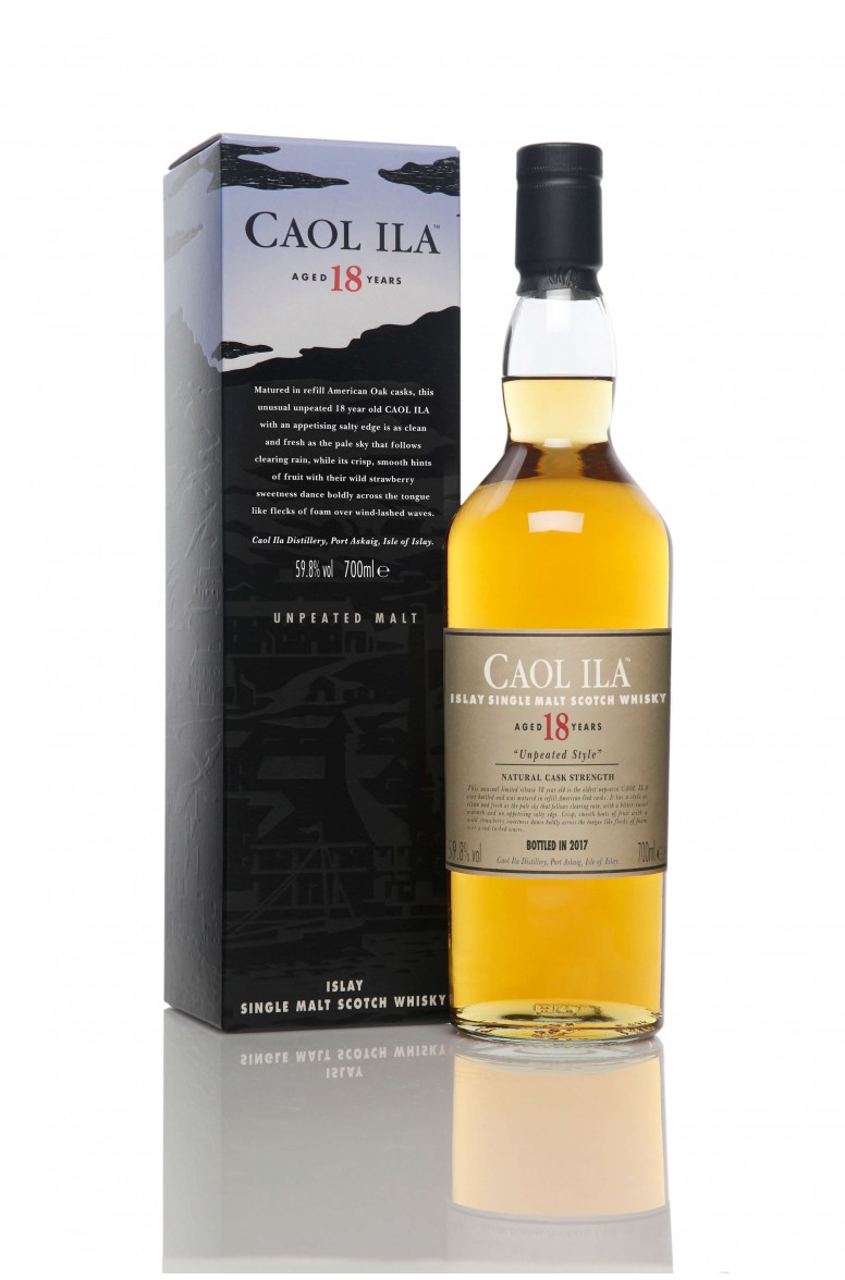 Caol Ila 18 Year Old - Diageo Special Releases 2017