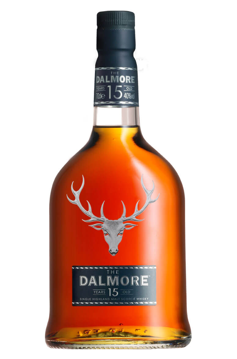 15 Years And Makeup: Dalmore 15 Year Old Single Malt
