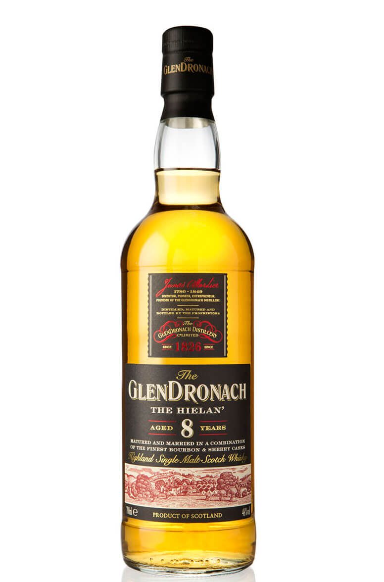 Glendronach The Heilan 8 Year Old
