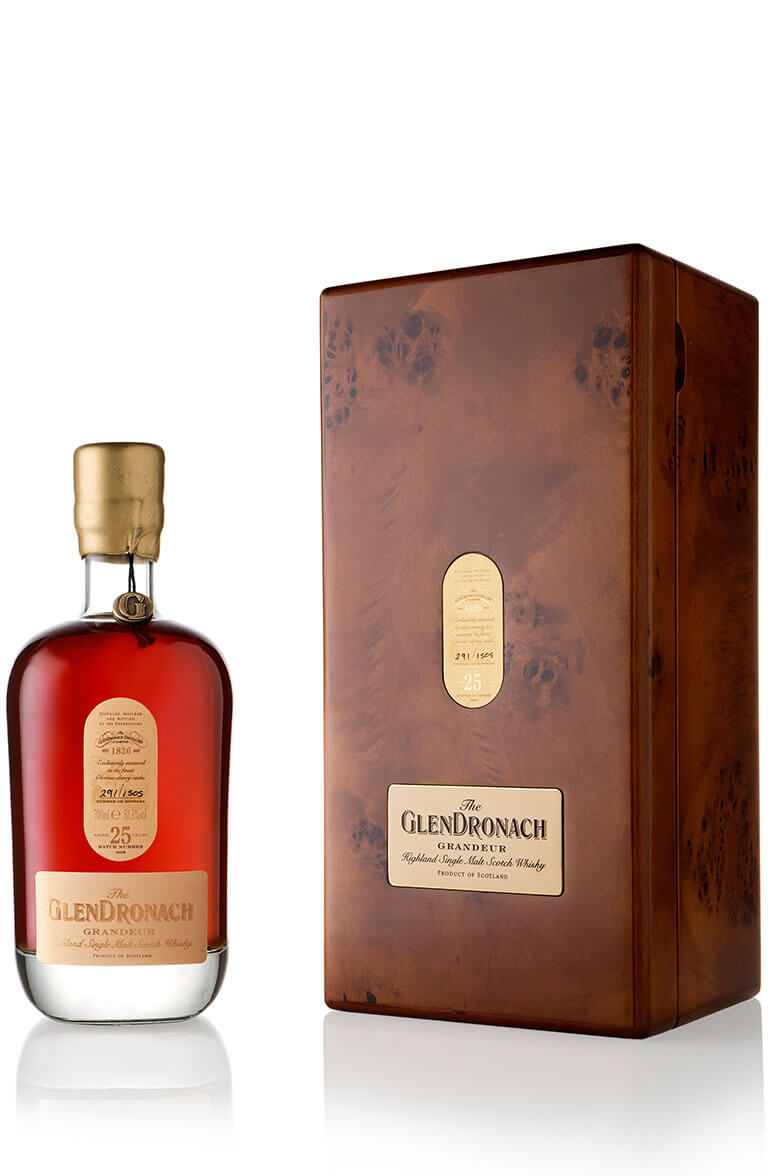 Glendronach 25 Year Old Grandeur 50.3% Batch 8