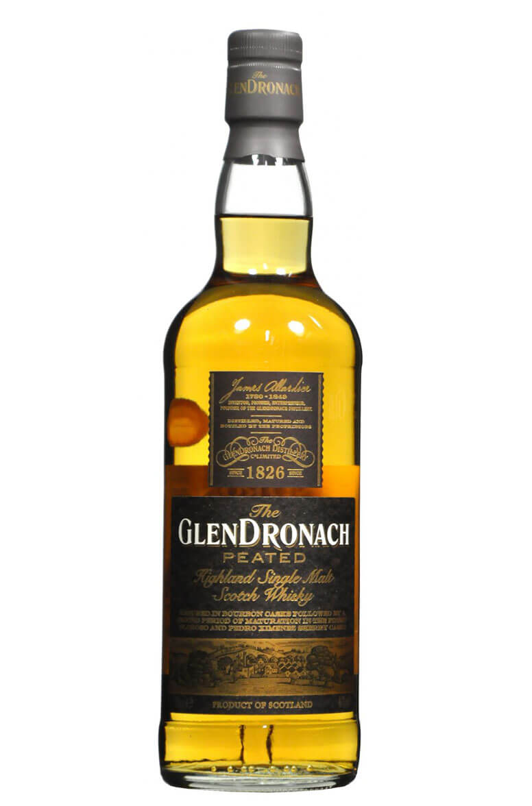 Glendronach Peated Single Malt