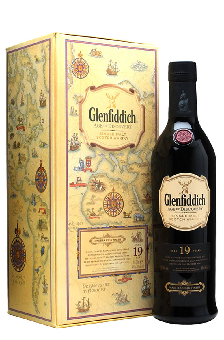 Glenfiddich Age of Discovery 19 Year Old Madeira Cask