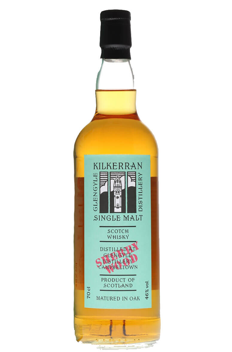 Kilkerran Work in Progress 7 Sherry Cask