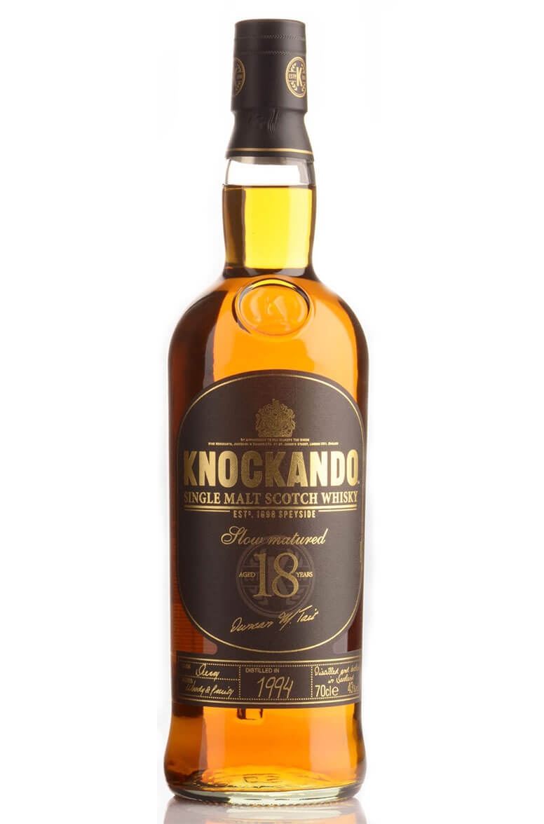 Knockando 18 Year Old Slow Matured