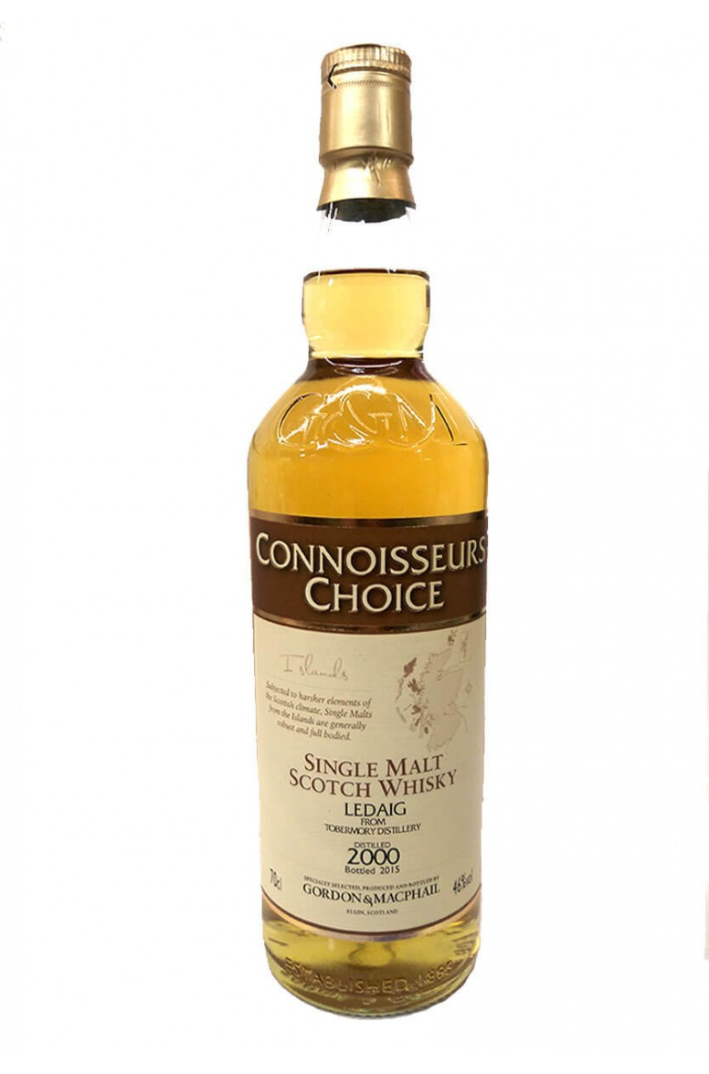 Ledaig 2000 Gordon and Macphail Connoisseurs Choice