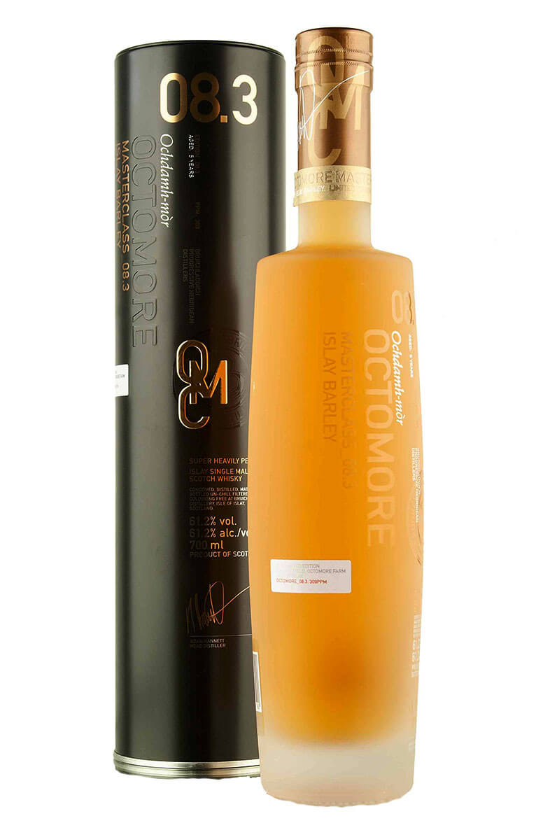Octomore 8.3 5 Year Old 309ppm
