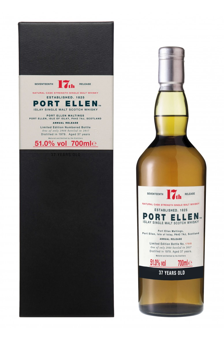 Port Ellen 37 Year Old - Diageo Special Releases 2017