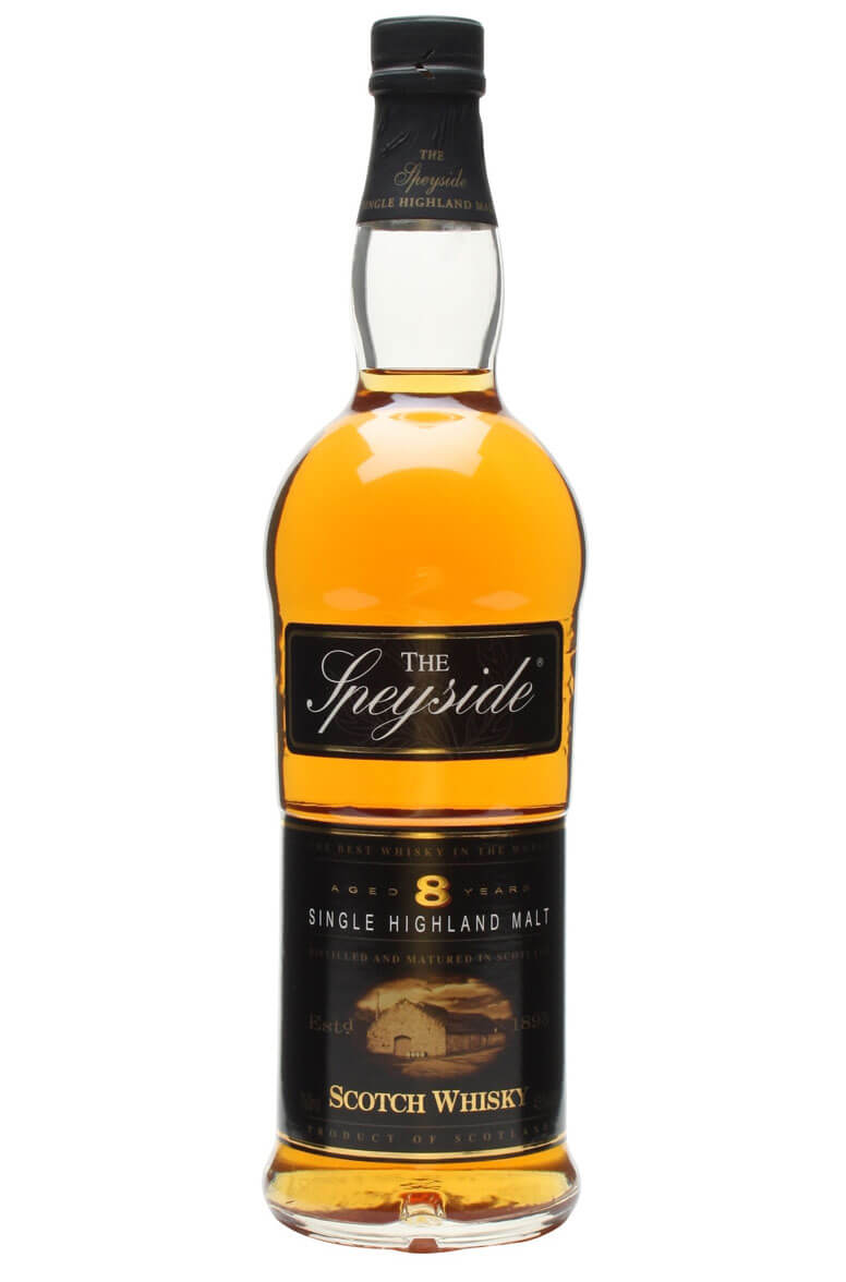 Speyside 8 Year Old
