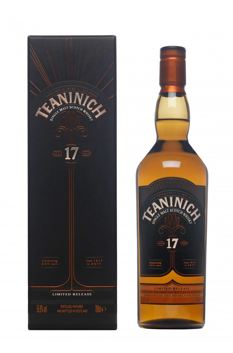 Teaninich 17 Year Old - Diageo Special Releases 2017