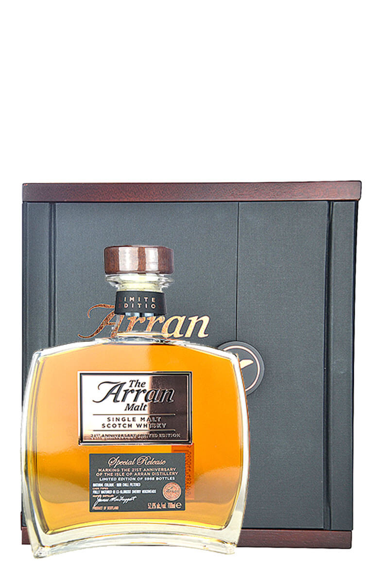 Arran 21st Anniversary Special Edition