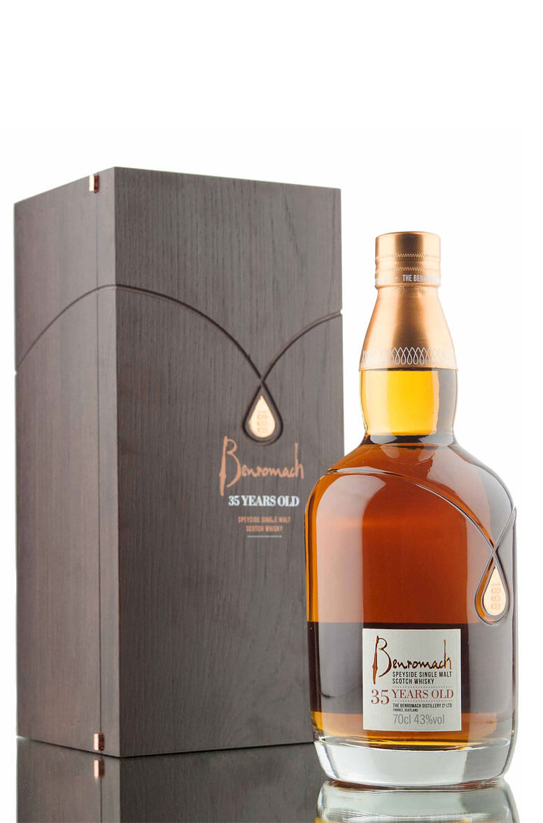 Benromach 35 Year Old Heritage Collection