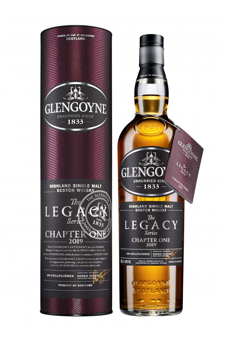 Glengoyne The Legacy Chapter One